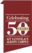 Celebrating 50 Years At Loyola's Albany Campus